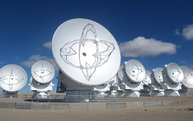 Optical and Radio Telescopes